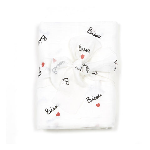 Swaddle Bisou Small