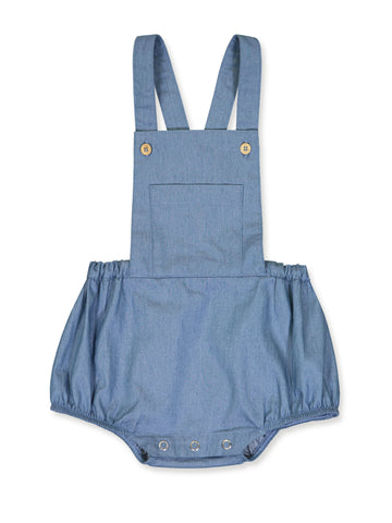 Overall, Cotton Denim