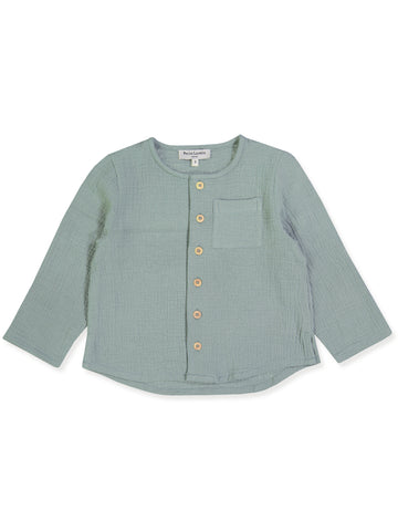 Gaston Shirt - Celadon