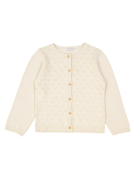 Juliette Cardigan - Chalk