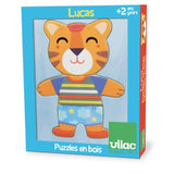 Puzzle Moody Lucas