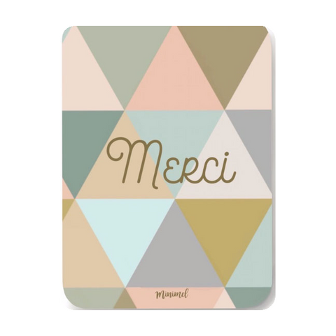 Card, Merci