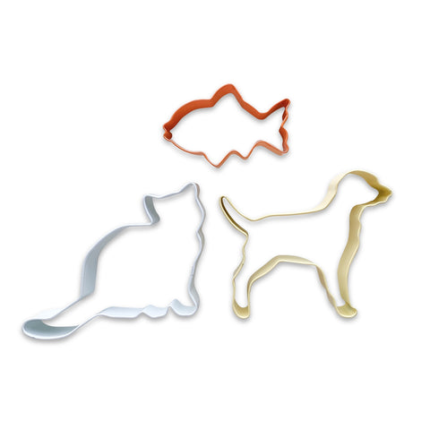 Pets Dough Cutters