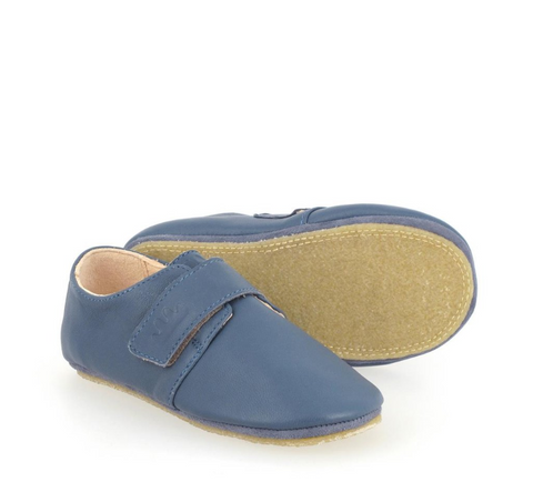 Scratchi Denim Slippers