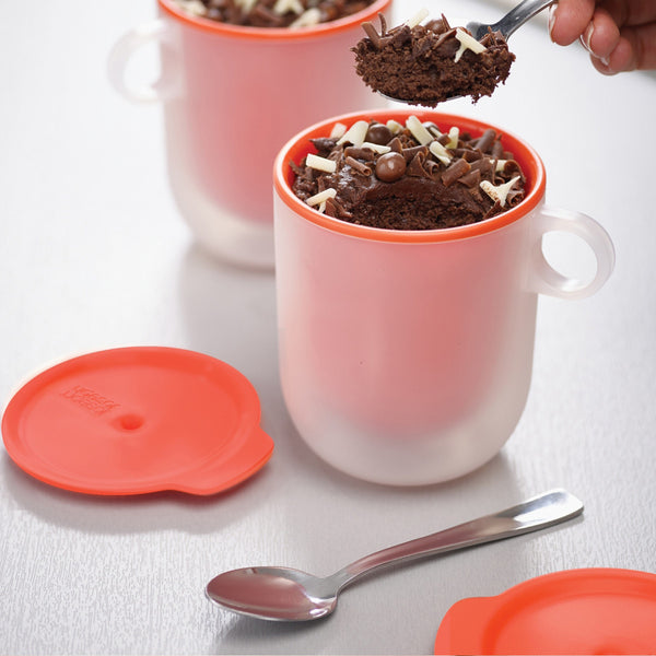 M-Cuisine Cool Touch Mug set of 2