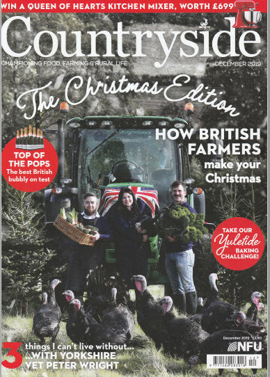 NFU Countryside front page