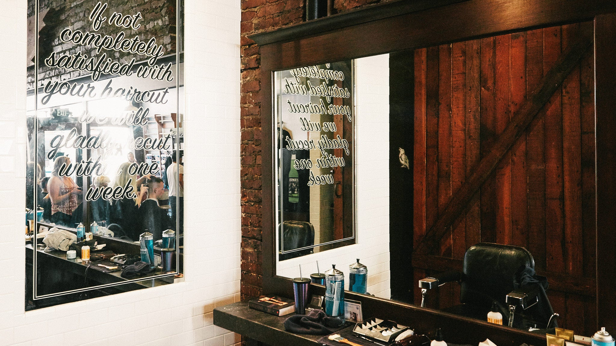 ballard barbershop | seattle barbers & stylists | rudy's barbershop