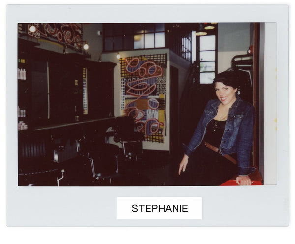 STEPHANIE, A LGBTQ member of the Rudy's family