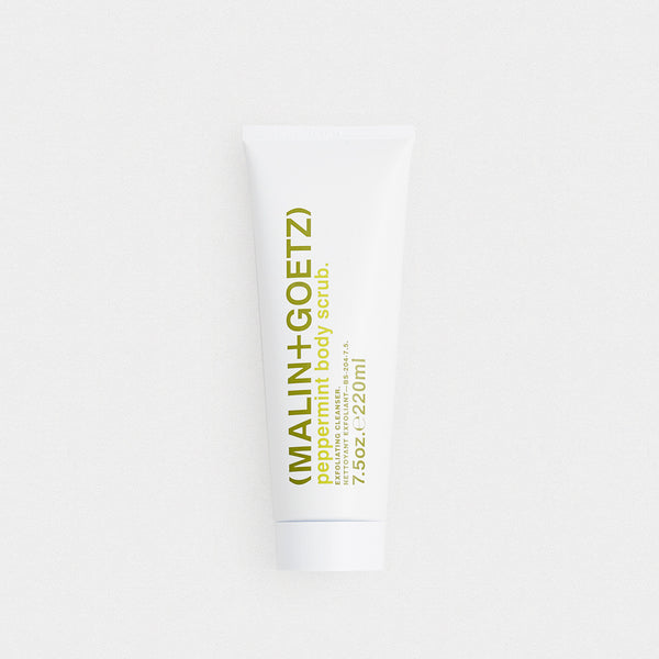 Malin & Goetz Peppermint Body Scrub