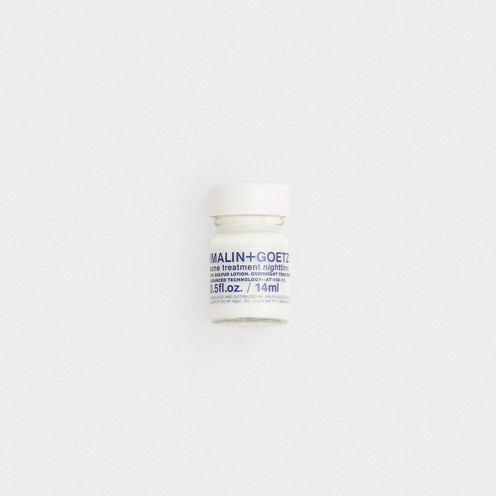 Malin + Goetz Acne Treatment Nighttime