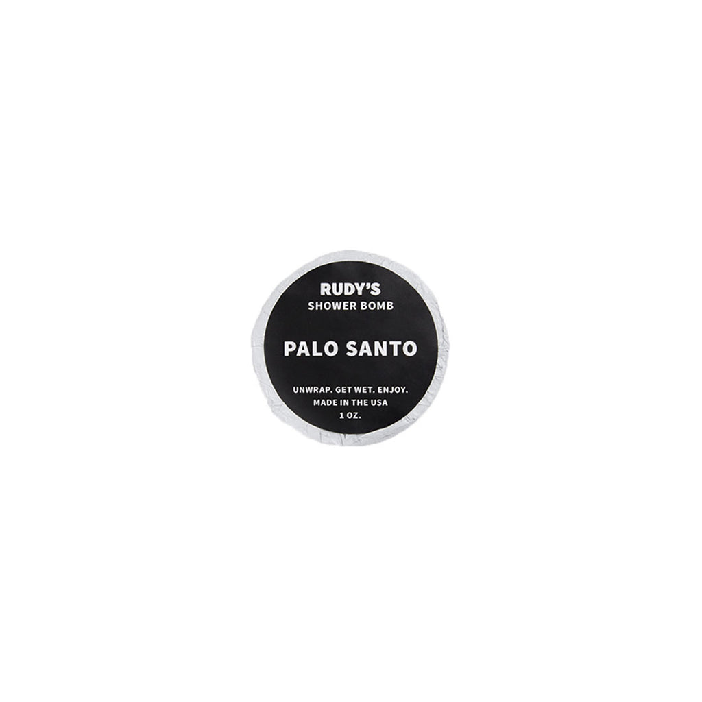 Palo Santo Shower Bomb