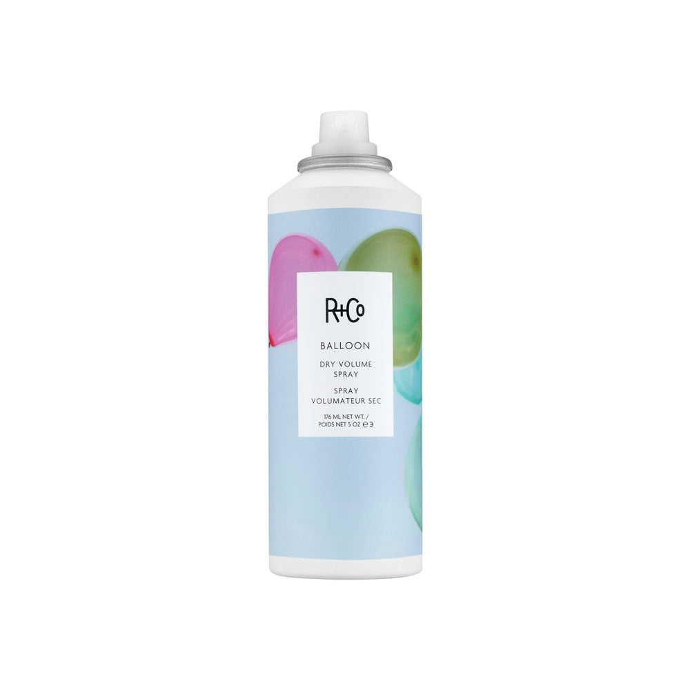 Image of Balloon Dry Volume Spray on white background