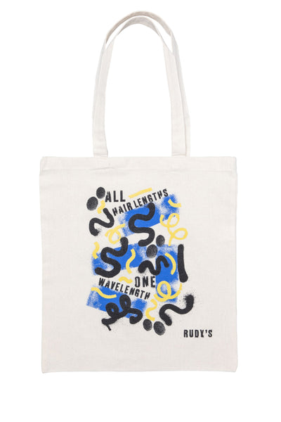 One Wave Length Tote