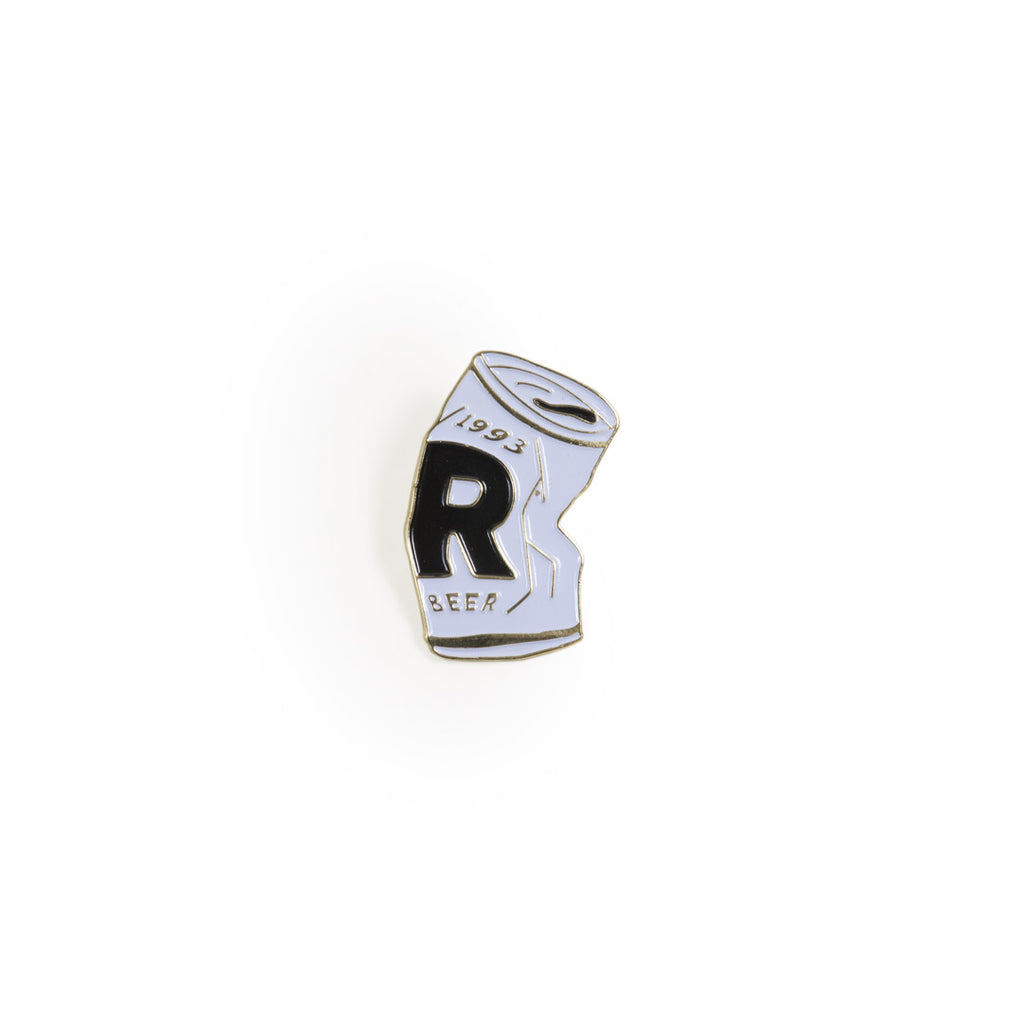 Crushin' It Enamel Pin