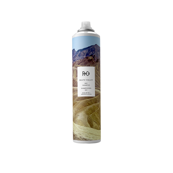 Image of Death Valley Dry Shampoo on white background