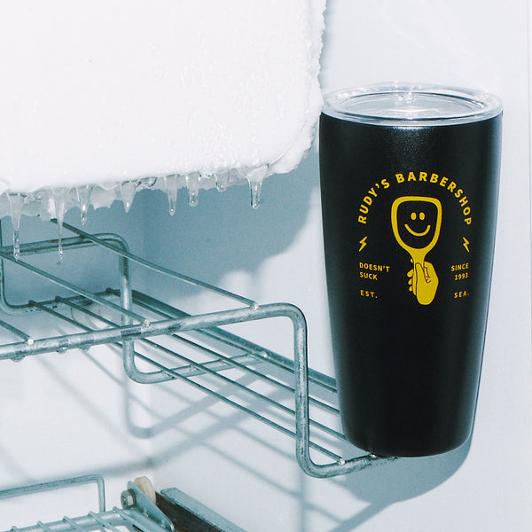 Rudy's × Miir 'Doesn't Suck' Tumbler