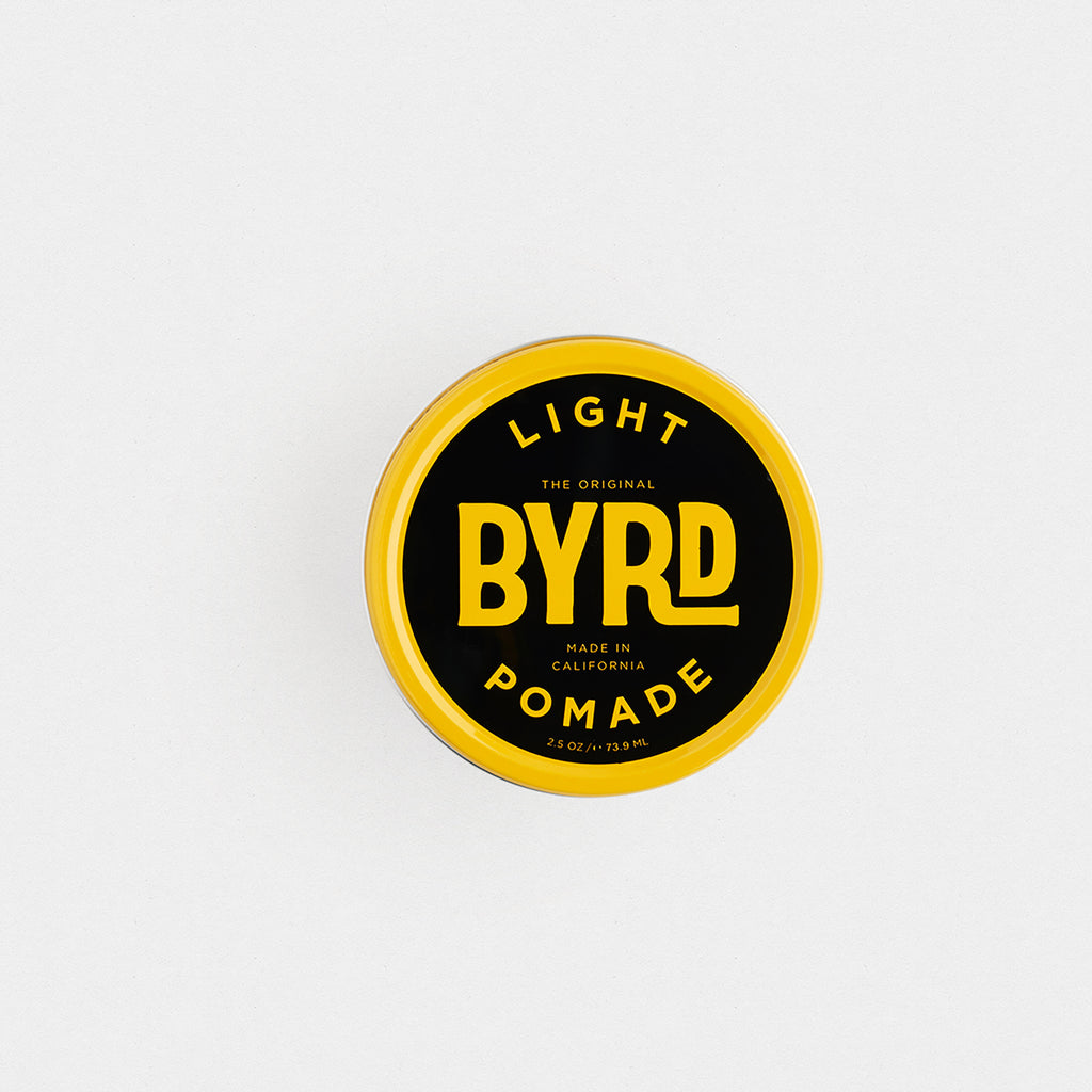 Byrd Hairdo Products Light Pomade