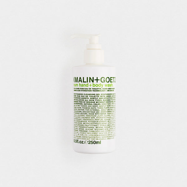 Malin + Goetz Rum Hand & Body Wash
