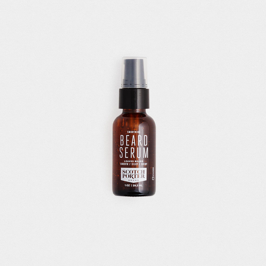 Scotch Porter Beard Smoothing Serum