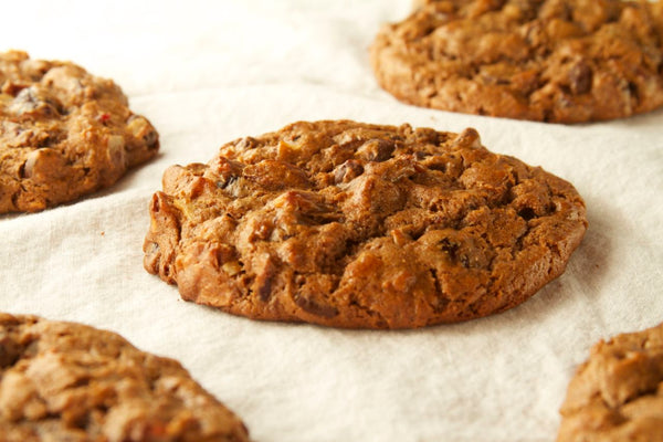 gourmet paleo chocolate chip cookies
