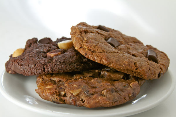 Assorted Paleo Cookies 4 Of Each Flavor - 12