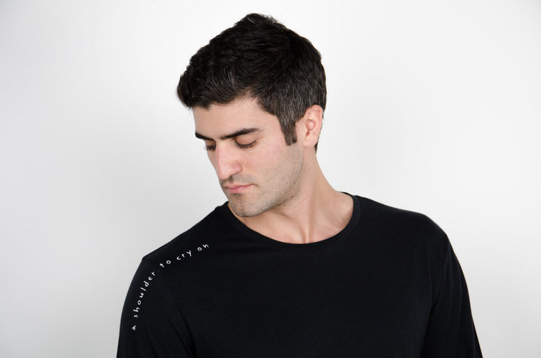 Shoulder- Cashmere Blend Product
