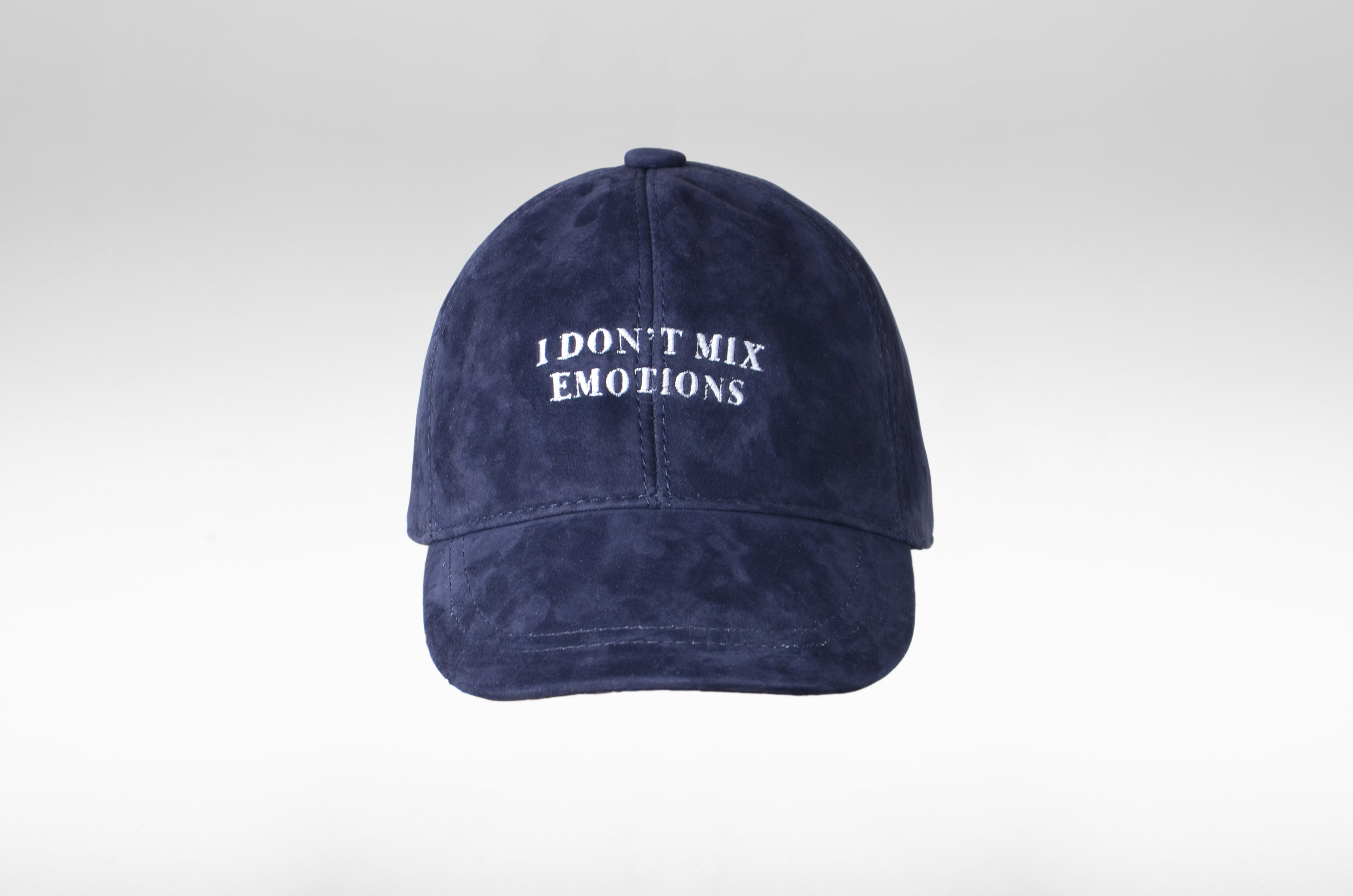 I Don't Mix Emotions - Navy