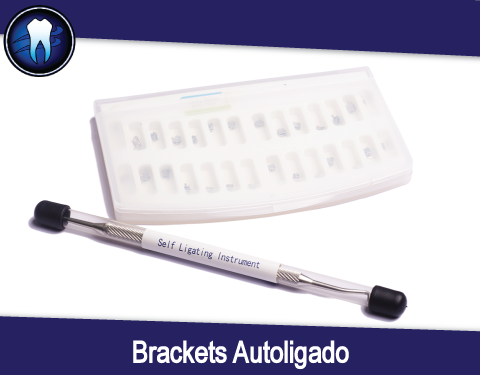 Brackets Autoligado straight advance 022
