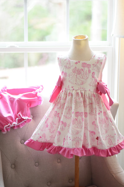 OOAK Dress set Size 5t #13