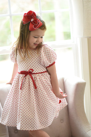 {Sweet Heart} Valentines Dress
