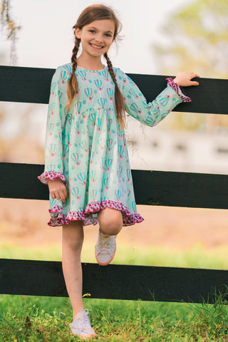 {Carried Away} Knit Dress Set