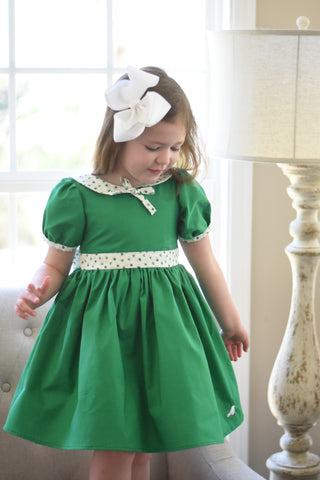 {Lucky Charm} St. Patricks Day dress