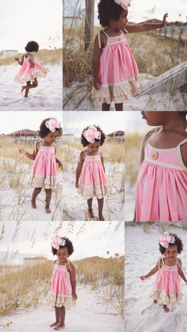 {Make me Blush} - Sofie Dress