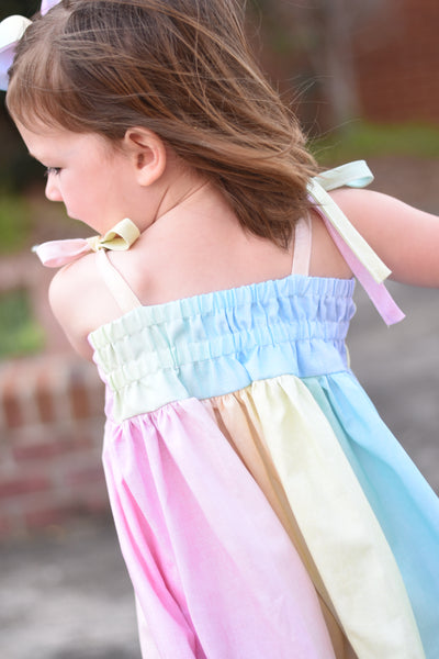 Somewhere over the Rainbow - Dress