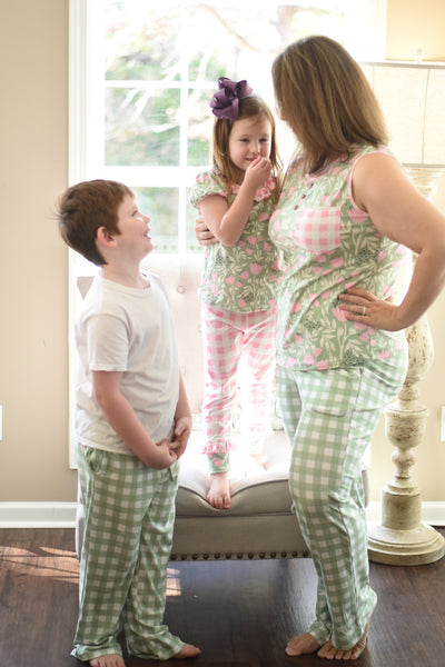 Tulips & Twirls Lounge- Unisex Kids pants