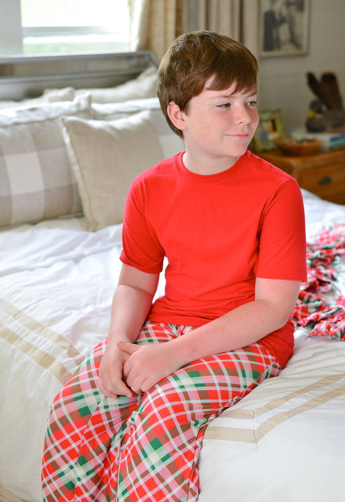 {Christmas Joy} Adult Lounge pants - RTS
