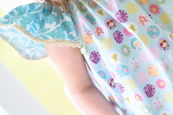 Surprise {Dream and a Wish} - Gracie Tunic
