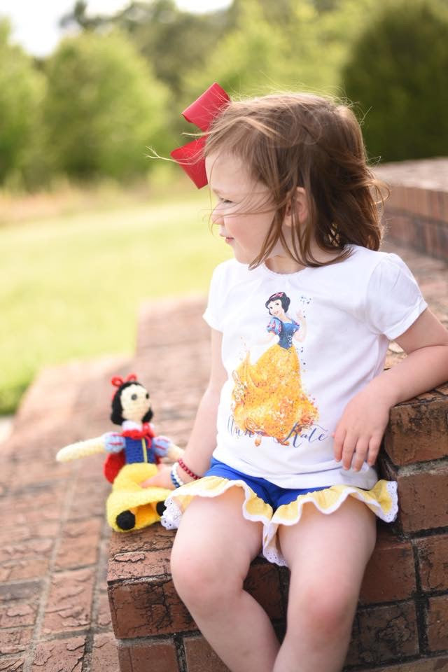 Snow White - T-shirt