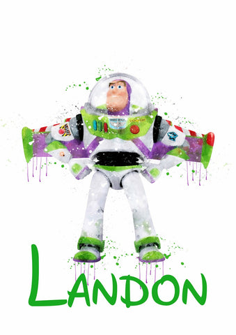 Toy Story {Buzz Lightyear} - T-Shirt