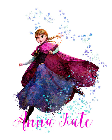Frozen -Anna- T-Shirt