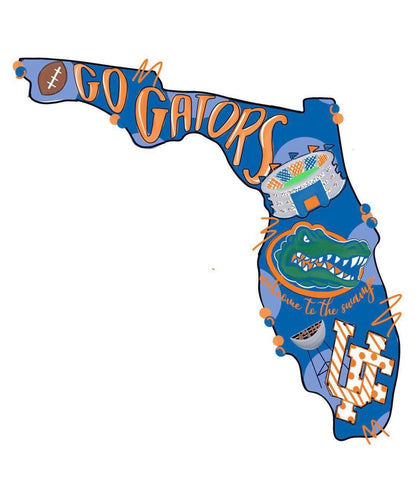 Go Gators  - T-Shirt