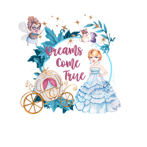 Dreams Come True - T-Shirt