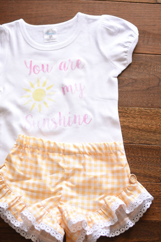 You are my Sunshine - T-Shirt