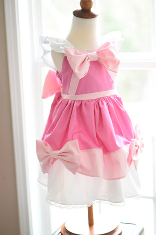 Happily Ever After Collection - Cinderella Pink Dress