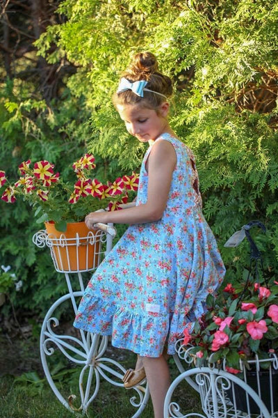 Autumn Skies - Bliss dress