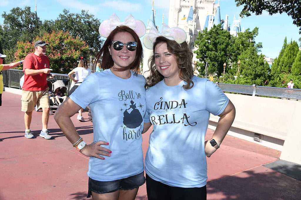 Cinderella - Adult T shirt