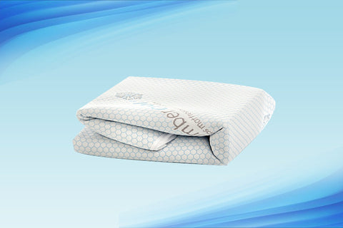 SlumberCool Mattress Protector, Twin