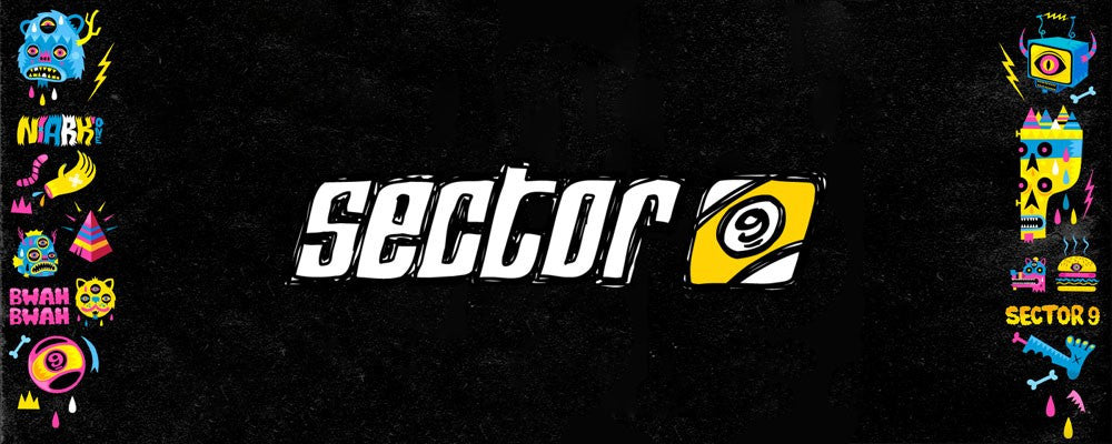 Sector 9 Artist Series - Mainland Skate & Surf