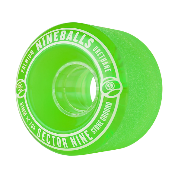 Sector 9 61mm 78a Nineball Wheels