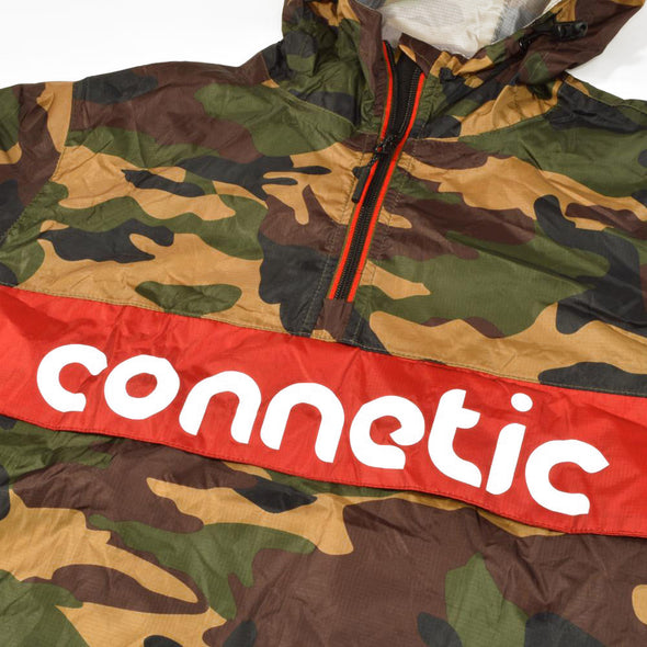 Connetic Anorak Windbreaker Jacket